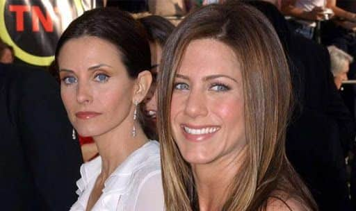 Jennifer Aniston To Be Friends Co-Star Courtney Cox's Maid Of Honour
