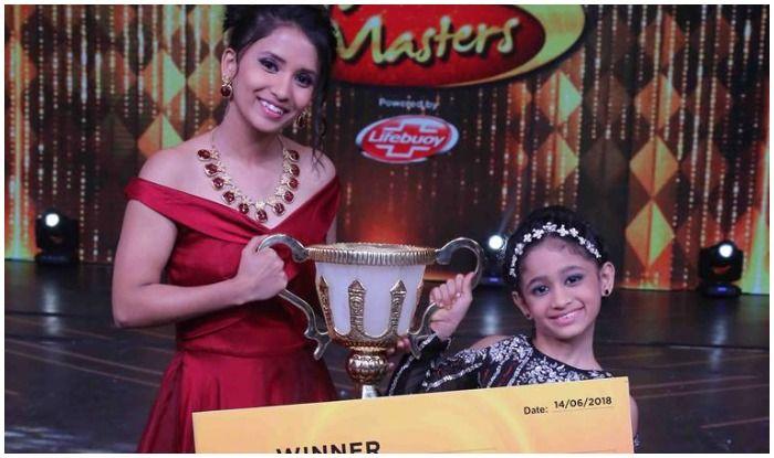 Dance India Dance Li'l Masters Season 4 Winner: Jiya Thakur Bags The Trophy – View Pic
