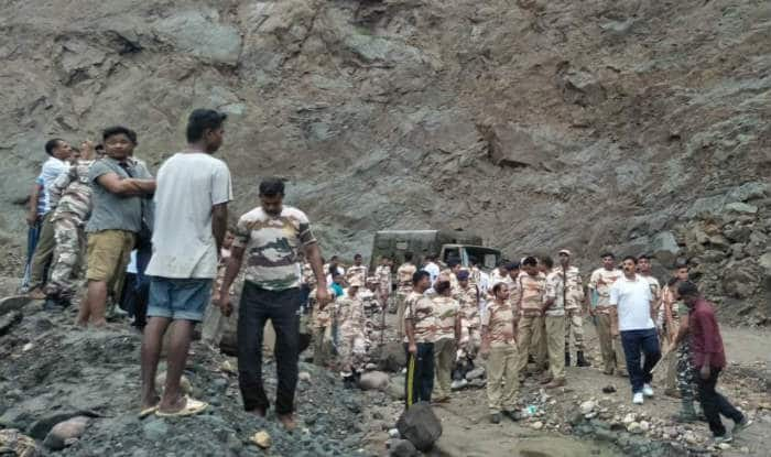 Arunachal Pradesh: Four ITBP Personnel Killed in Landslide on Basar-Akajan Road