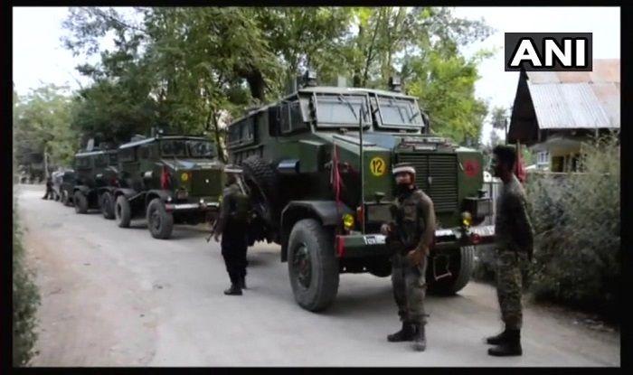 Jammu And Kashmir: 2 Terrorists Killed, 1 CRPF Soldier Injured; Encounter Underway in Pulwama