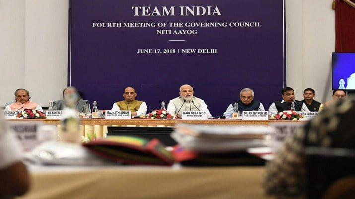 Taking Nation's GDP to Double Digits a Challenge, Will Take Important Steps To Achieve it: PM Modi at Niti Aayog Meeting