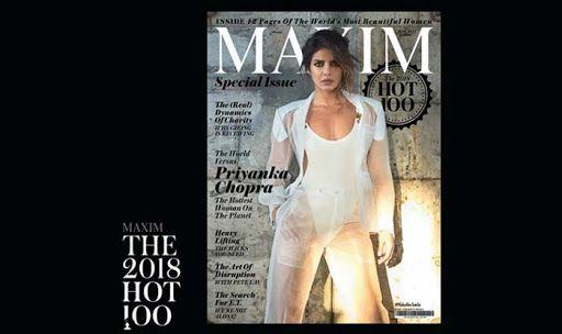 Priyanka Chopra Declared Hottest Woman On The Planet Yet Again See
