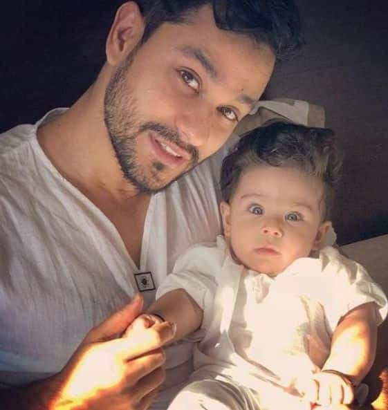 Soha Ali Khan's Adorable Pic of Kunal Kemmu And Inaaya Naumi Kemmu On Father's Day is Totally Melting Our Hearts