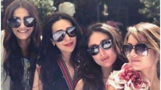 Kareena Kapoor Khan, Sonam Kapoor, Saif Ali Khan Celebrate Karisma Kapoor's Birthday In London Over a Relaxed Brunch – View Pics & Videos