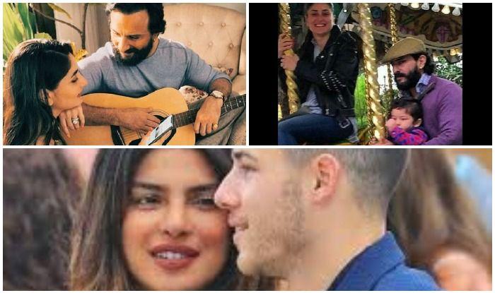 Viral Pics Of The Week: Priyanka Chopra-Nick Jonas' Blooming Romance, Kareena Kapoor Khan-Saif Ali Khan's Ad Shoot In London- Feature In This Edition