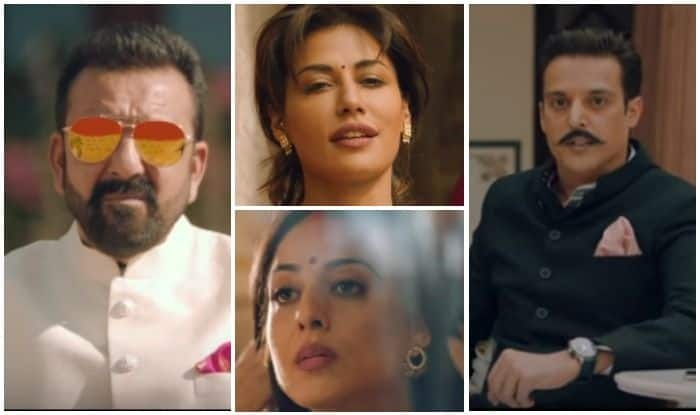 Saheb Biwi Aur Gangster 3 Trailer Out: Sanjay Dutt and Jimmy Sheirgill's Face Off Will Keep You Hooked