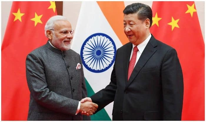 PM Modi and Xi Jinping