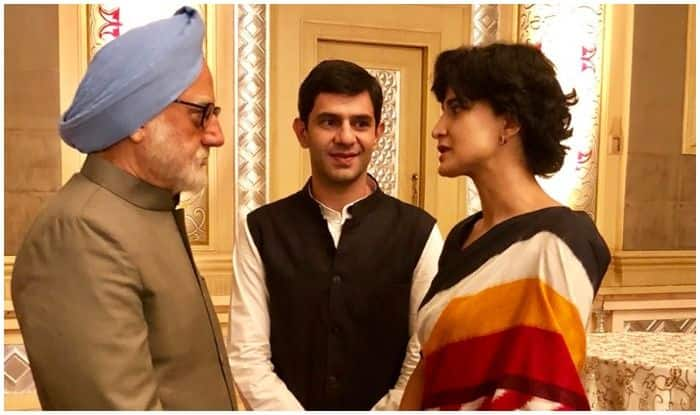Anupam Kher Reveals Priyanka Gandhi and Rahul Gandhi Characters From The Accidental Prime Minister