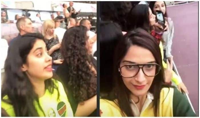 Sonam Kapoor Ahuja Is Freaking Out While Janhvi Kapoor is on the Verge of Tears, Here's Why