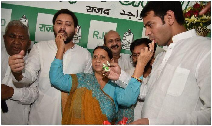 Dawat-e-Iftar: Rabri Invites BJP Leaders, Names of Tejashwi And Tej Pratap Missing From RSVP