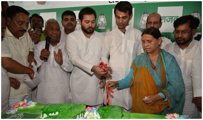 Tej Pratap Yadav Avoids Crossing Path With Brother Tejashwi, Mother Rabri in Bihar Vidhan Sabha