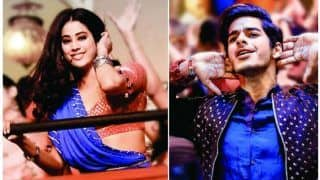 Dhadak Song Zingaat Out: Janhvi Kapoor And Ishaan Khatter Lock Lips For This Electrifying Dance Number
