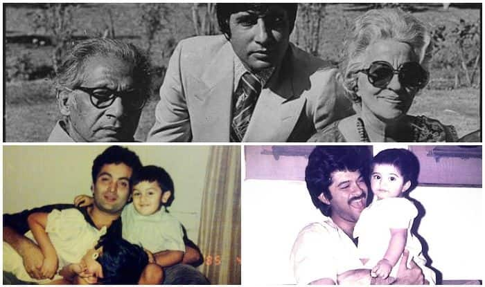 Abhishek Bachchan, Anushka Sharma, Amitabh Bachchan and Other Bollywood Celebs Post Heartwarming Messages for their Dads with a Throwback Pic
