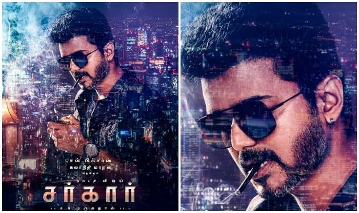 Thalapathy Vijay's 62nd Film Titled Sarkar – See First Look Poster
