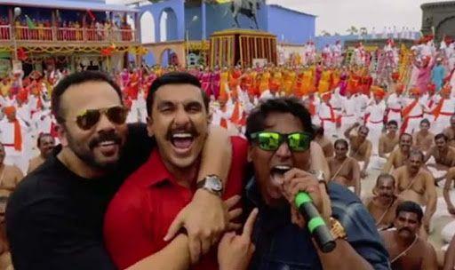 Simmba: Ranveer Singh Shoots The Biggest Song Of His Career 'Aala Re Aala Simmba Aala' – Watch BTS Video