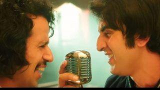 'संजू' के पहले गाने में रणबीर कपूर ने दूर की डैड की ये ग़लतफ़हमी