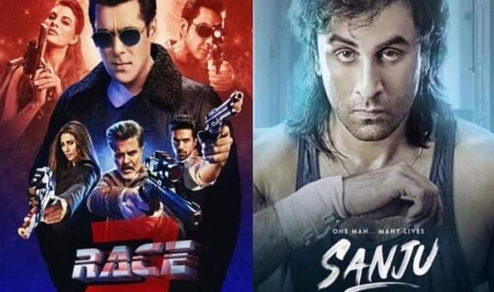 Salman Khan's Race 3 and Ranbir Kapoor's Sanju to not Clash in Pakistan