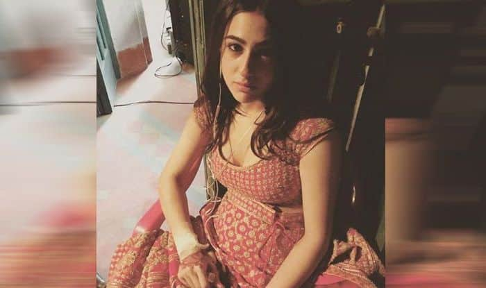 Sara Ali Khan's Puppy Face on Kedarnath Sets Will Make Your Heart Melt – See Picture