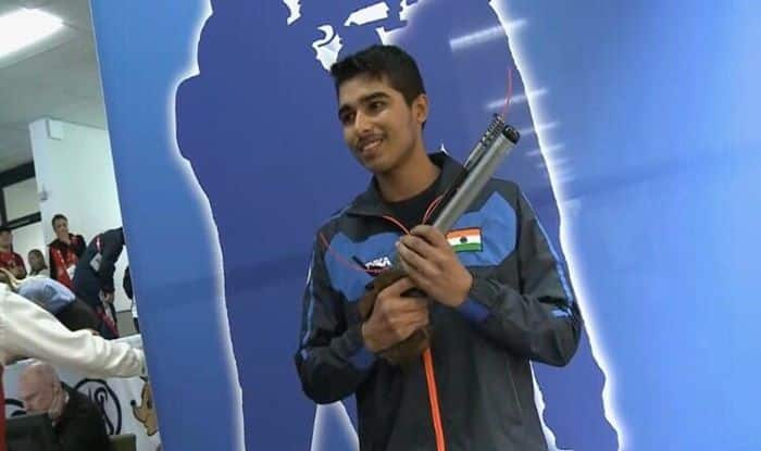 Asian Games Gold Medallist Saurabh Choudhary Shines in National Shooting Trials