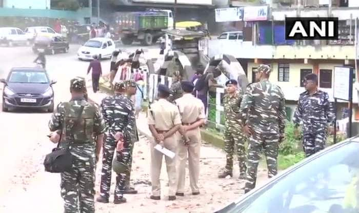 Shillong Continues to Burn, Curfew Extended Till Tomorrow Morning