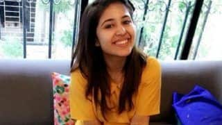 Masaan actor Shweta Tripathi's Bridal Mehendi is All About Her Love Story With Chaitnya Sharma; See Pics