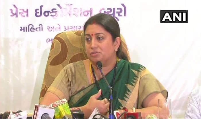 Coming Together of Several Parties is Compliment to PM Narendra Modi, Says Union Minister Smriti Irani