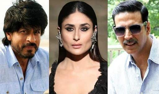 Kareena Kapoor Khan Signs Salute Opposite Shah Rukh Khan and Another Film With Akshay Kumar?