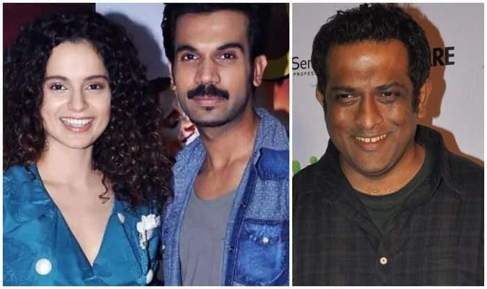 Kangana Ranaut And Rajkummar Rao Team Up For Anurag Basu's Upcoming Romantic Drama