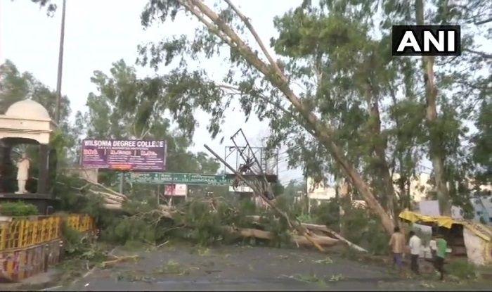 Two Dead After Thunderstorm Hits Moradabad City in Uttar Pradesh