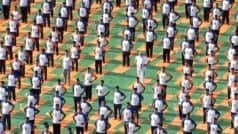 International Yoga Day 2018 Schedule: Time of all Events, Where to Watch Live Streaming & Telecast of PM Modi Performing Yoga