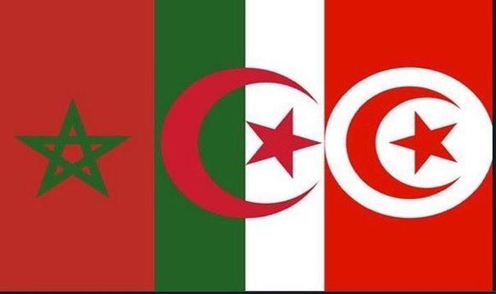 Algeria, Morocco and Tunisia