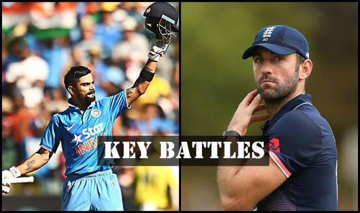 Virat Kohli vs Liam Plunkett - Key battles to watch out for from India vs England 2018 T20I series