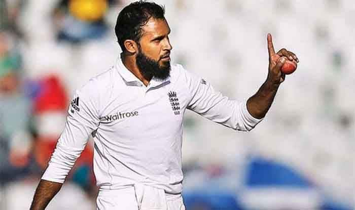 File Image of Adil Rashid
