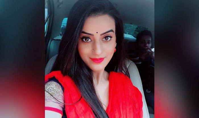 Bhojpuri Actress Akshara Singh's Dancing Video Goes Viral