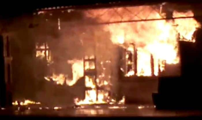 Delhi: Fire Breaks Out at Doordarshan Bhawan in Mandi House; no Casualties Reported