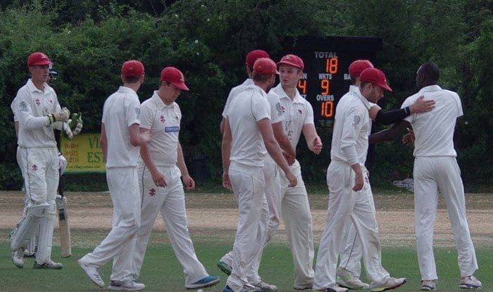 Kent Cricket League: Beckenham Cricket Club All-Out for 18, Bexley Cricket Club Chased Down the Target in Record 12 Minutes