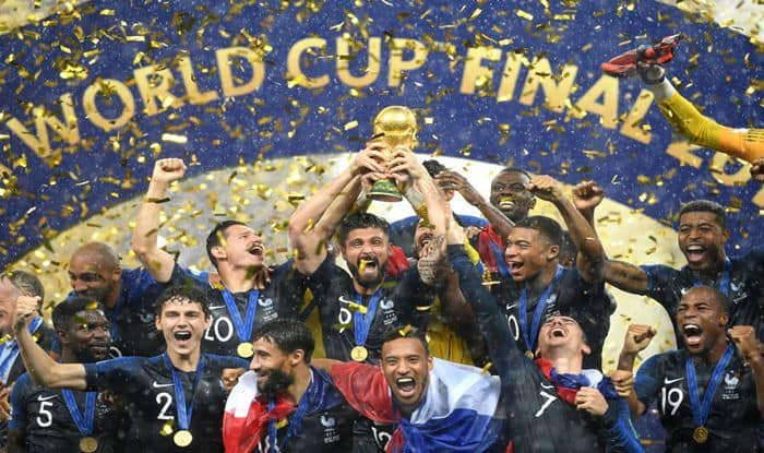 France are World Champions
