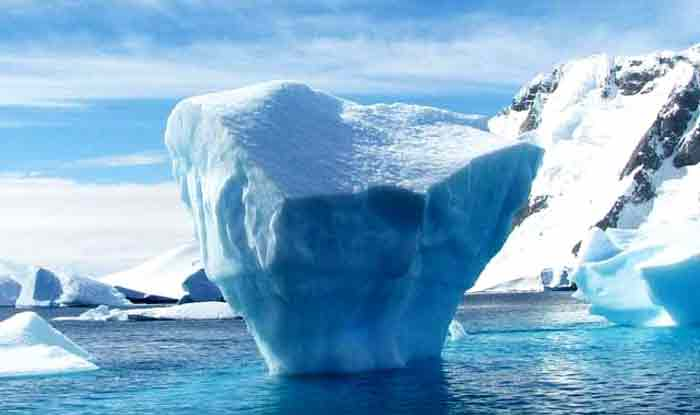 Another Iceberg Breaks Off in Antarctica, May Add to Ocean Melting