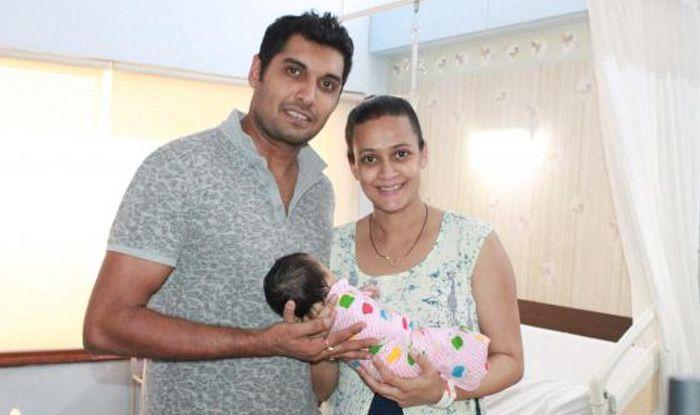 Sasural Simar Ka Fame Jaswir Kaur And Husband Vishal Madlani Blessed With A Baby Girl – See Pic
