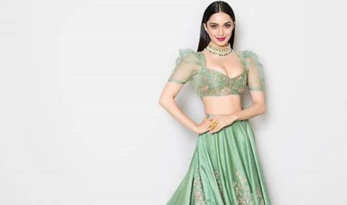Kiara Advani Stuns in Green Lehenga PC- Instagram