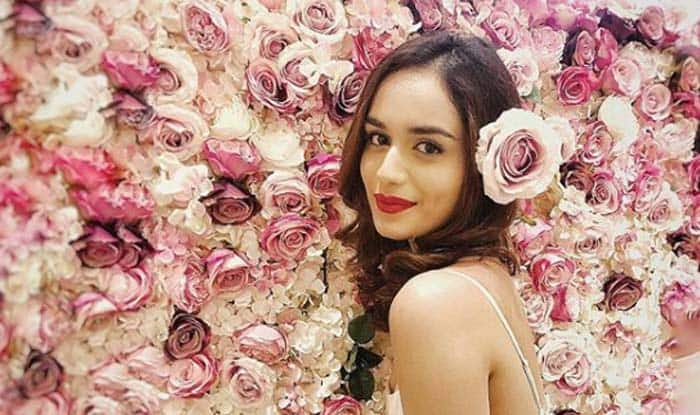 Miss World Manushi Chillar Looks Sexy in White Backless Dress in London, Check Hot Pics