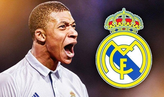 Mbappe to Real Madrid
