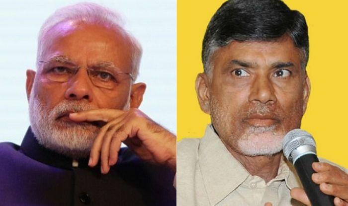 Modi And Naidu