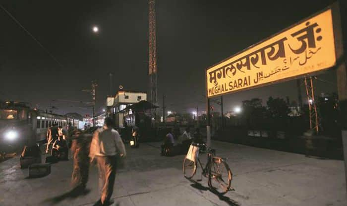 Mughalsarai Railway Station Officially Renamed as Deen Dayal Upadhyay Junction, Check Sign Boards