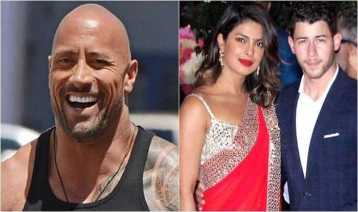 Priyanka Chopra – Nick Jonas Were Set Up by Dwayne Johnson?