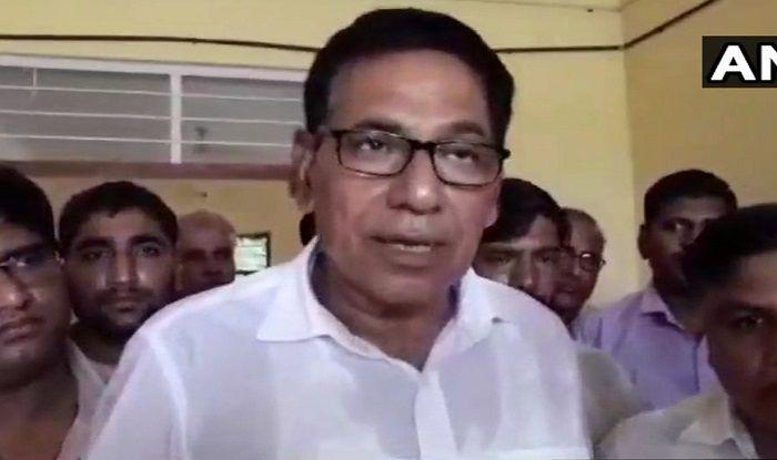 Rajasthan Minister Jaswant Yadav