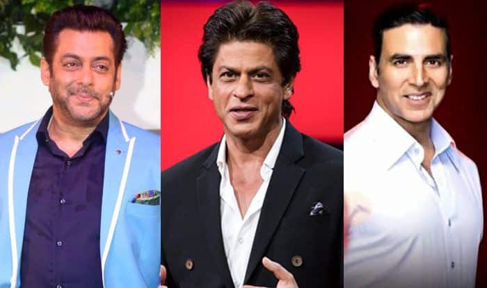 Salman Khan and Akshay Kumar Make it to Forbes' Highest Paid Celebs in the World, Shah Rukh Khan's Name Missing From the List
