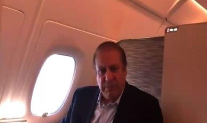 I am Doing This For Pakistan: Nawaz Sharif Makes Emotional Appeal Ahead of His Arrest in Lahore