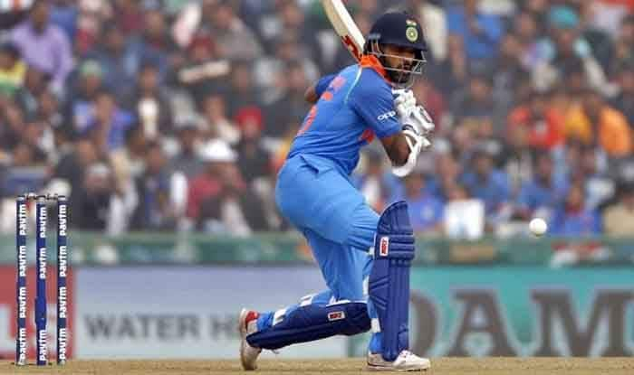 India vs New Zealand 1st ODI: Shikhar Dhawan Emulates Brian Lara, Beats Sourav Ganguly to Score Joint-fastest 5,000 ODI Runs By a Left-Hander