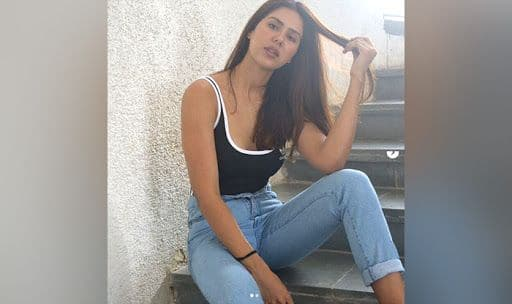 Punjabi Bombshell Sonam Bajwa Looks Bold Yet Beautiful in Her Latest Instagram Post- View Pictures